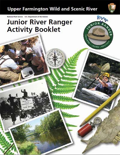 Junior River Ranger Booklet