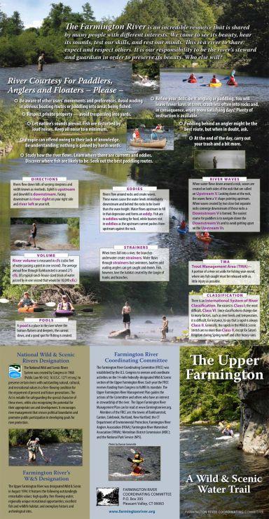 farmington river ettiquette tips